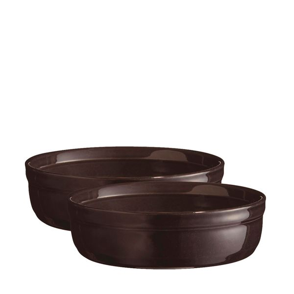 Ramekin-Emile-Henry-Ceramica-Creme-Brule-Preto-2-Pecas-13X3CM---30989