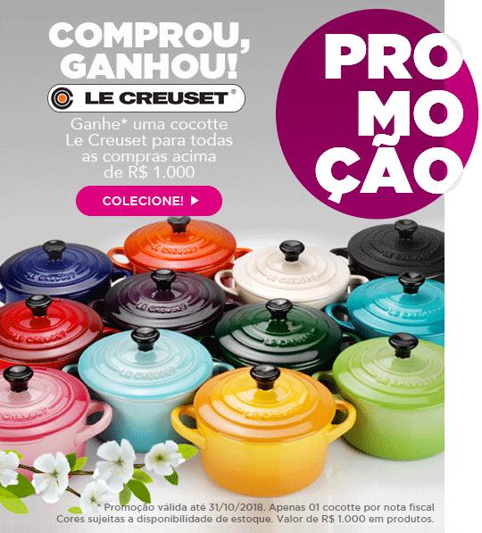 Cocottes Le Creuset