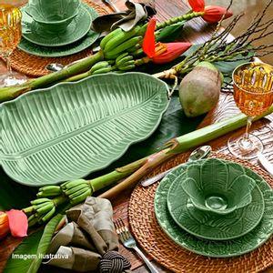 bowl-leaves