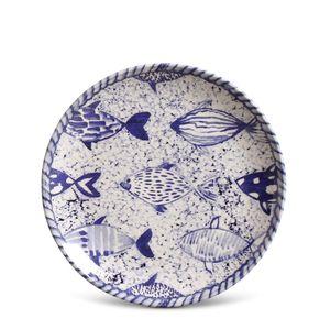 Prato-Sobremesa-Porto-Brasil-Coup-Fish-Ceramica-20CM---31334