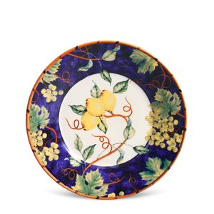 Prato-Sobremesa-Porto-Brasil-Deruta-Azul-Ceramica-20CM---31333