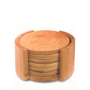 Porta-Copos-Tyft-Bambu-Redondo-7-Pecas---12896