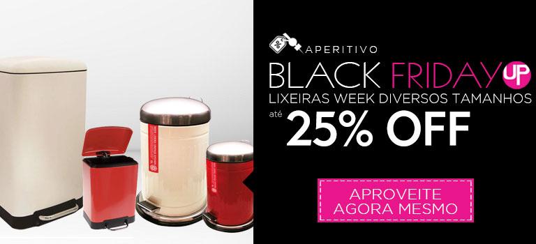 Black Friday - Lixeira Week