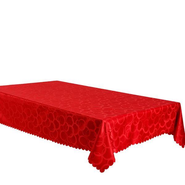 Toalha-de-Mesa-Auguri-Casa-Esfera-Quadrada-Vermelho-180CM---31490