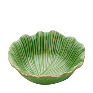 Bowl-Banana-Leaf-Verde-Ceramica-17CM---31833