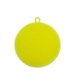 Esponja-Multiuso-Silicone-Amarelo-11CM---31854