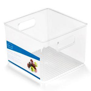 Organizador-CasaMax-Clear-com-Alca-20X15CM---31866