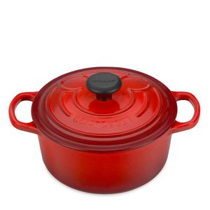 Panela-Le-Creuset-Mickey-Signature-Vermelho-Ferro-18CM---31934