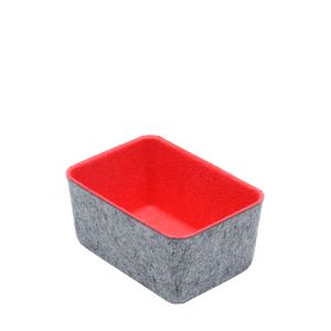 Cesta-Organizadora-Feltro-Vermelho-15X10CM---31957
