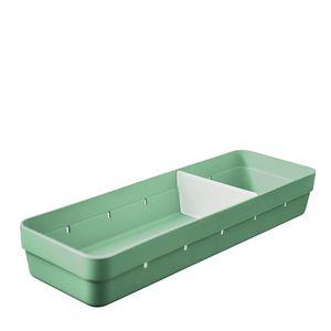 Organizador-de-Gaveta-OU-Logic-com-Divisoria-Verde-11X34X5CM---32090
