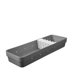 Organizador-de-Facas-OU-Logic-Cinza-11X34X55CM---32104