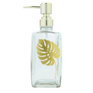 Porta-Sabonete-Liquido-Adam-Leaf-Vidro-500ML---32131