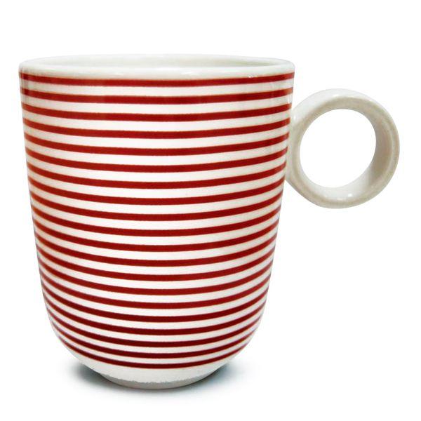 Caneca-Corona-Klein-Ceramica-Vermelho-294ML---23289