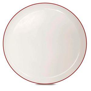 Prato-Raso-Corona-Klein-Ceramica-Vermelho-28CM---23288