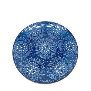 Prato-Sobremesa-Porcelana-Azul-18CM---32320