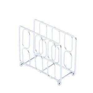Porta-Guardanapo-Cromado-13X11X5CM---32390