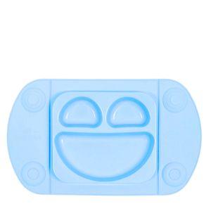 Prato-Infantil-Smile-Silicone-Azul-32X19CM---32562