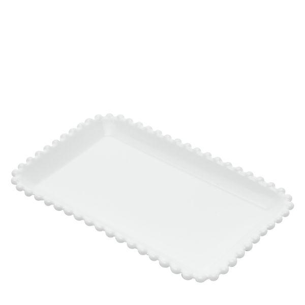 Bandeja-Dots-Basic-Ceramica-Branco-24X12CM---32938