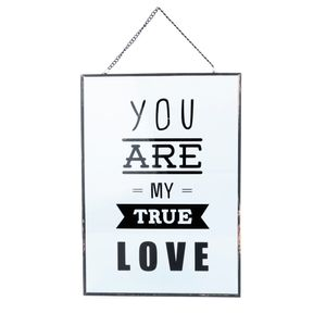 Placa-My-True-Love-Vidro-Metal-Preto-20X30CM---32914