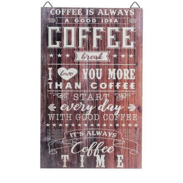 Quadro-Coffee-Break-Madeira-Marrom-19X30CM---32945
