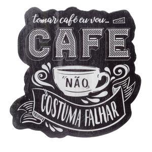 Quadro-Coffee-Faith-Madeira-Preto-30CM---32946