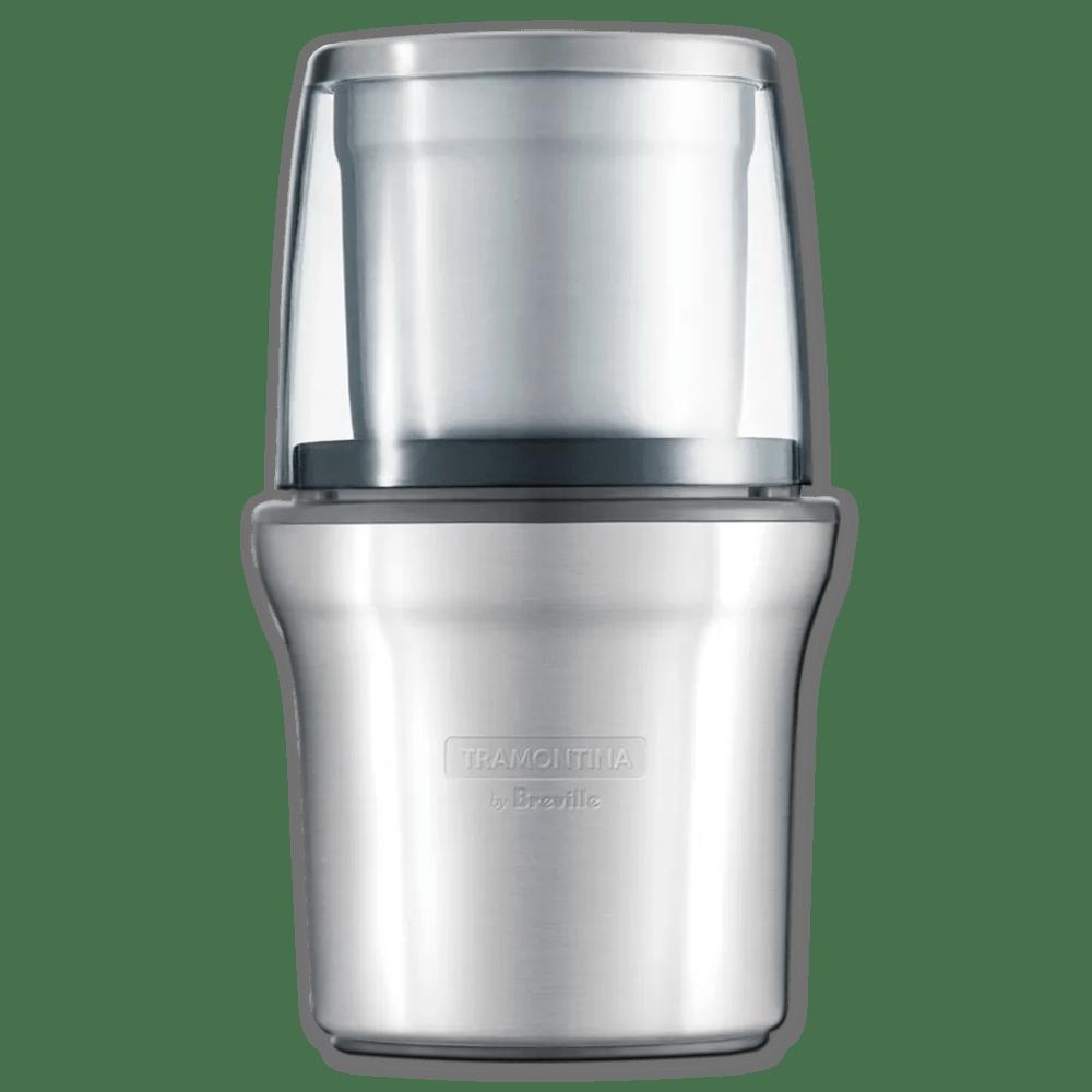 Moedor de Café e Grãos Breville Tramontina Inox 127V