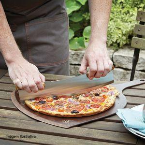 Cortador-de-Pizza-Inox-com-Cabo-Madeira-33CM---33110