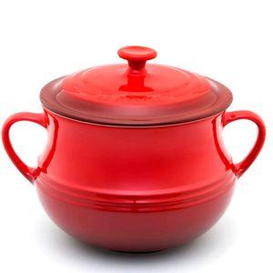 Sopeira Le Creuset Cerâmica Vermelha 4L - 100213