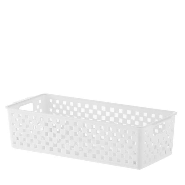 Cesto-Organizador-Quadratta-Branco-34X15X9CM---33431
