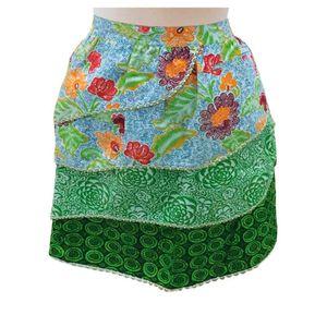 Avental-Saia-Floral-Verde-Algodao-53X56CM---32576