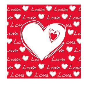 Guardanapo-de-Papel-Love-Hearts-20PCS-33CM---32908