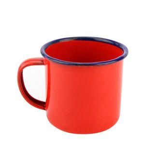 Caneca-Esmaltada-Metal-Vermelho-150ML---33680