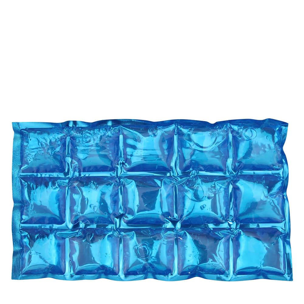 Bolsa de Gelo Artificial Flexível Azul 25X15CM