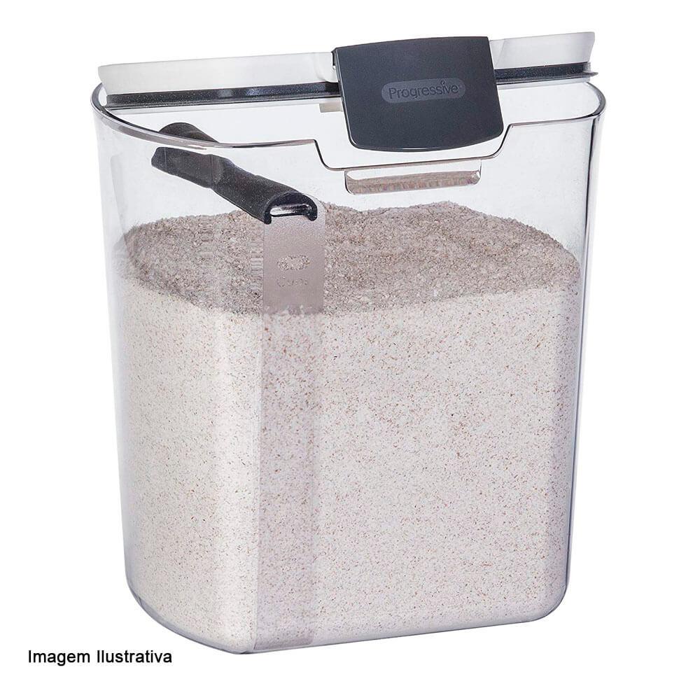 Porta Mantimento Progressive Branco 3,6L