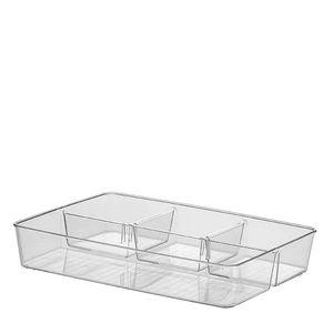 Organizador-Diamond-com-4-Divisorias-6X24X34CM---34230