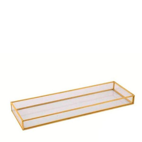Bandeja-Vidro-Dourada-9X25X25CM---34366