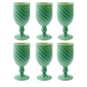 Taca-Vidro-Jade-Verde-6PCS---24016