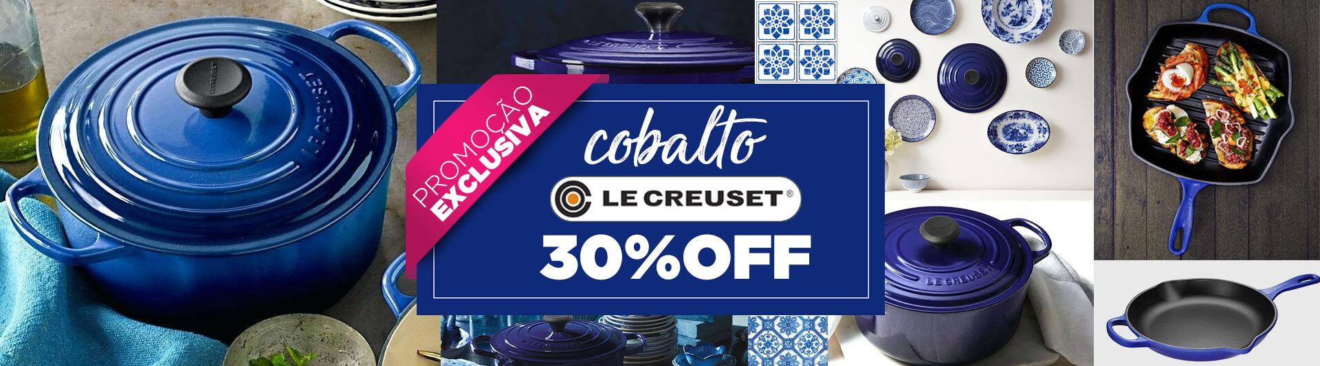 Cobalto Le Creuset - Desk