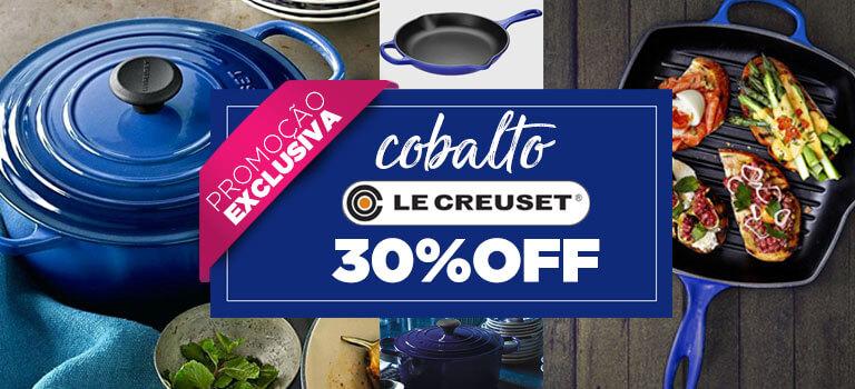Cobalto Le Creuset - Mobile