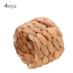 Argola-para-Guardanapo-de-Fibra-Natural-Bon-Gourmet-4PCS---34561