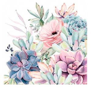 Guardanapo-de-Papel-Succulent-Love-20PCS-33CM---34650