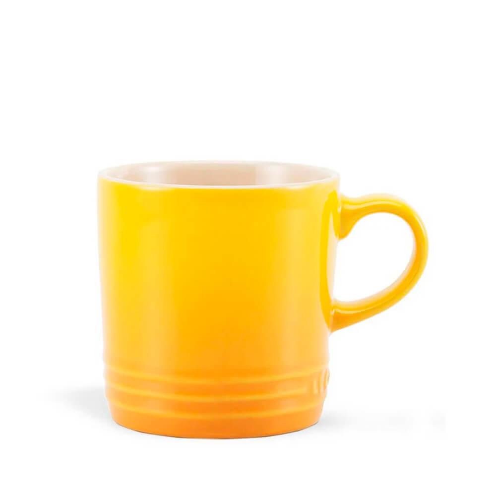 Caneca de Cerâmica Le Creuset Amarelo Soleil 350ML