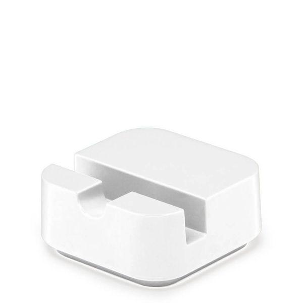 Suporte-para-Celular-de-Melamina-Scillae-Umbra-Branco-3X7CM