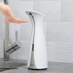 Porta-Sabonete-Liquido-com-Sensor-Otto-Umbra-Branco-255ML