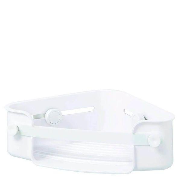 Porta-Shampoo-Gel-Lock-Umbra-Branco-19X30CM