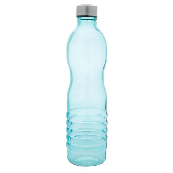 Garrafa-de-Vidro-Waves-Azul-125L