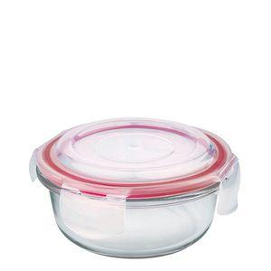 Pote-de-Vidro-Hermetico-Vermelho-400ML