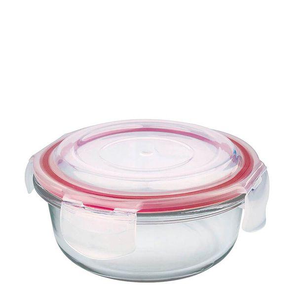 Pote-de-Vidro-Hermetico-Vermelho-650ML