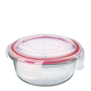 Pote-de-Vidro-Hermetico-Vermelho-950ML
