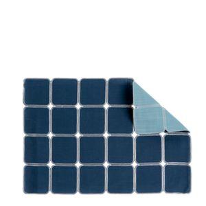 Jogo-Americano-de-Poli-Linho-Auguri-Casa-Piazza-Azul-35X50CM